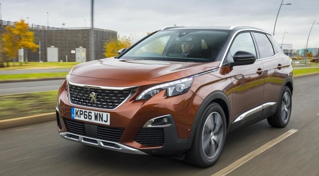See the New Peugeot 3008 SUV