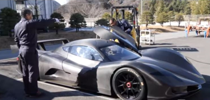 Aspark Owl electric hypercar breaks New barrier