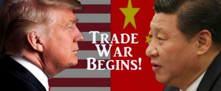 How the trade Way between America and China may affect Nigeria.