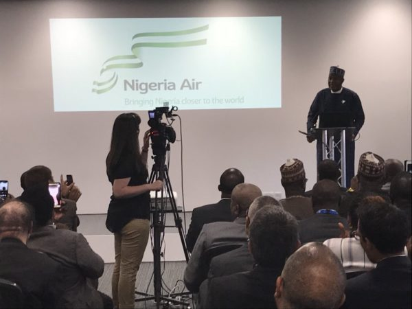 A Naija Guy is about to cash out on the newly unveiled Nigeria Air.