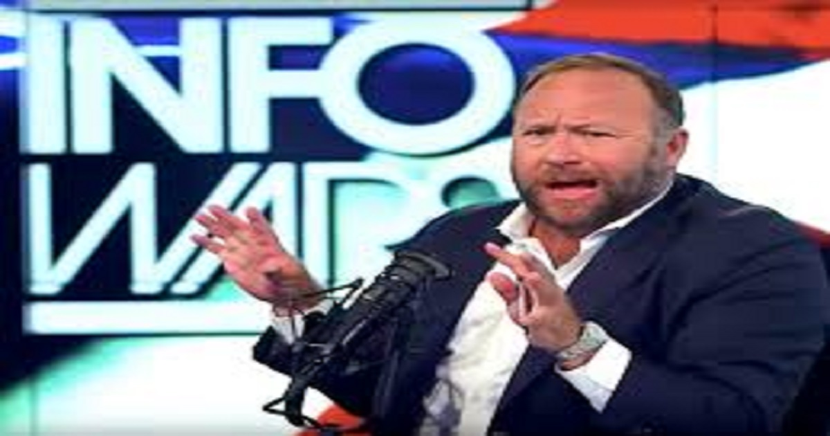 Twitter suspends Alex Jones for a week