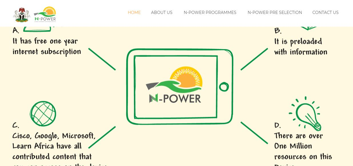 Npower Tech Commences Training