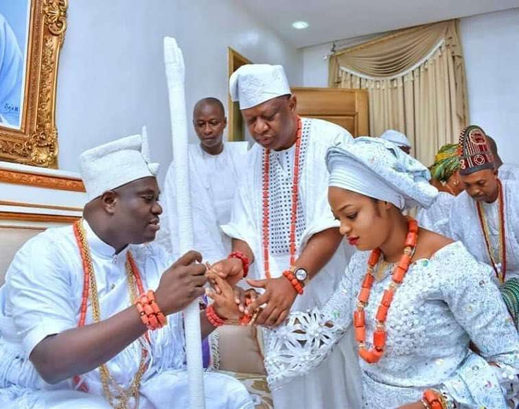 Are the Ooni of Ife and Prophetess Naomi, the modern day Esther and the King from the famous Bible story?