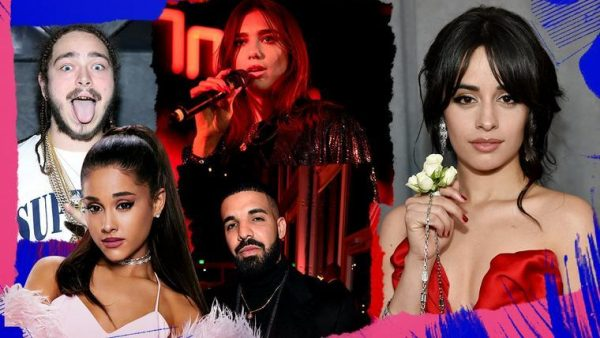 FULL LIST OF 2018 MTV EMA WINNERS