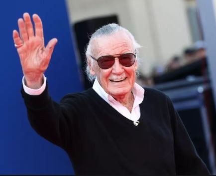 STAN LEE THE EDITOR AND PUBLISHER OF MARVEL COMICS, DIE AT 95