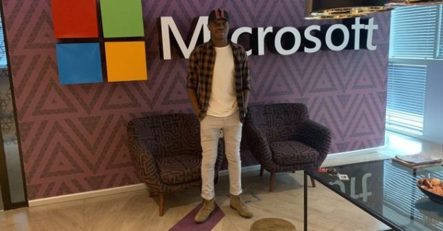 Christian Nwamba, A Nigerian Software Engineer Becomes Microsoft Developer Advocate