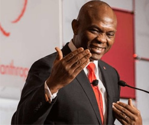 """TECH IS THE WAY TO GO FOR AFRICA"" –  TONY ELUMELU"