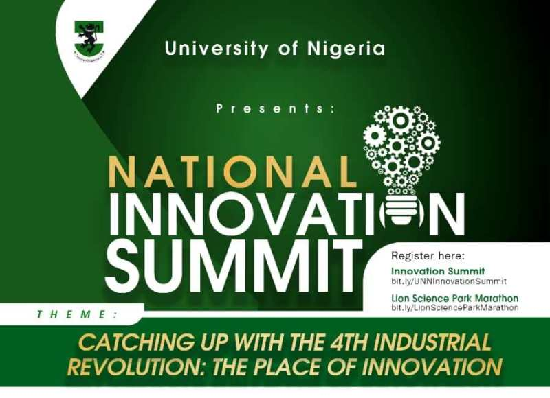 University of Nigeria Nsuka (UNN)Holds National Innovation Summit for Tech Startups